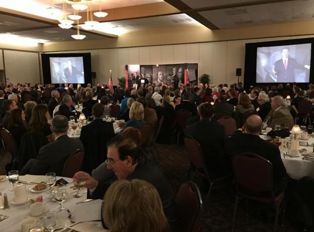 2015 Clermont County Lincoln Reagan Day Dinner